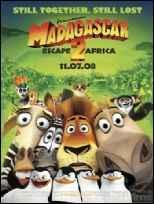 馬達加斯加2:逃往非洲