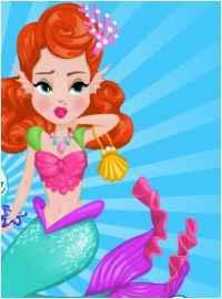 百变人鱼公主