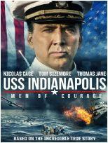 印第安纳波利斯号:勇者无惧高清DVD