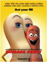 香肠派对高清DVD