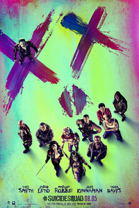 自杀小队 加长版高清DVD