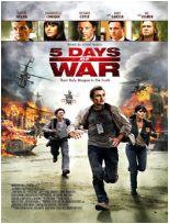 五日战争/八月战事高清DVD