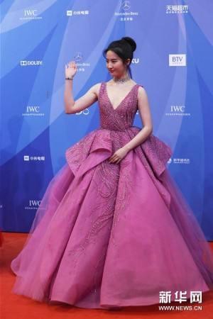 第七届北京国际电影节红毯暨开幕式全程回顾