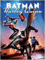 蝙蝠侠与哈莉・奎恩