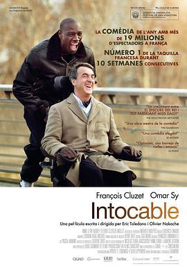 触不可及 法国版高清海报