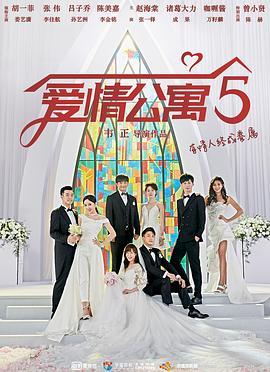 愛情公寓5 電視
