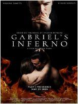 加百列的地獄高清海報